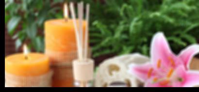Αρωματικά κεριά για ατμόσφαιρα και θετική ενέργεια 1